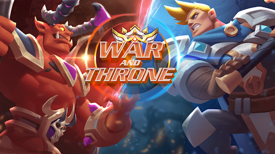 War and Throne  Magic Lords Apk Download NEW 2021 1