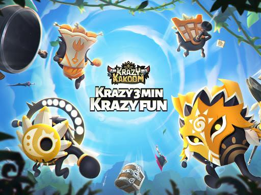 Krazy Kakoom Island screenshots 15