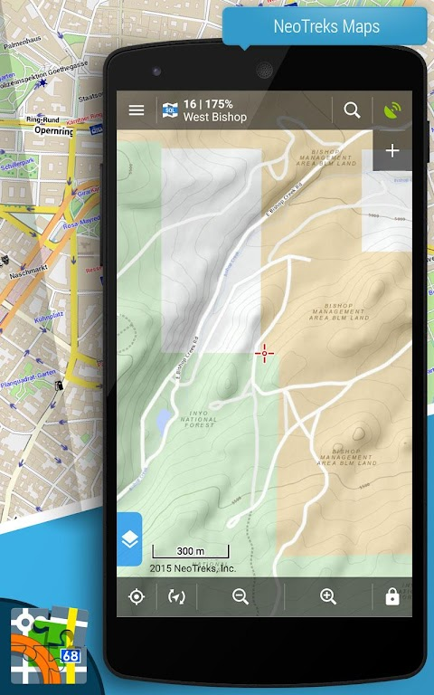 Locus Map Pro - Outdoor GPS navigation and maps  poster 1