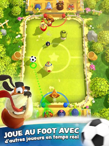 Code Triche Rumble Stars Football APK MOD (Astuce) screenshots 1