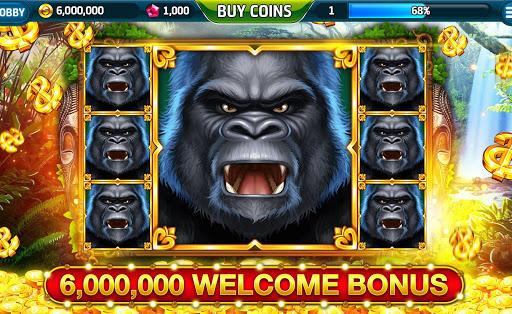 Ape About Slots NEW Vegas Casino Slot Machine Free apkmr screenshots 1