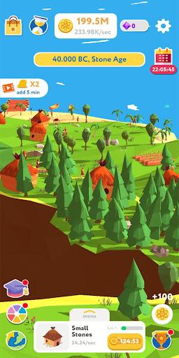 Evolution Idle Tycoon - Earth Builder Simulator  screenshots 6