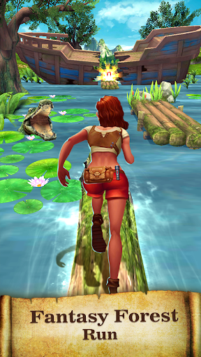 Endless Run: Jungle Escape modavailable screenshots 9