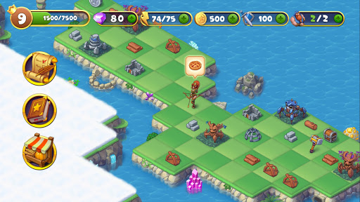 Mergest Kingdom: Merge Puzzle apkpoly screenshots 7