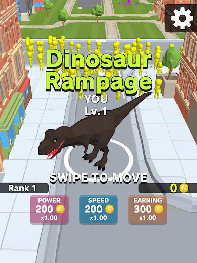 Dinosaur Rampage goodtube screenshots 6