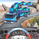 US Police Airplane Car Transporter Truck Simulator