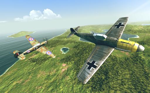 Warplanes: WW2 Dogfight  screenshots 14