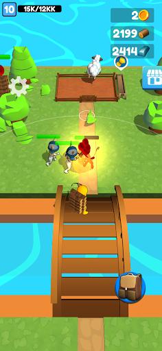 Buildy Island 3d: Hire&Craft Casual Adventure 1.3.6 screenshots 6