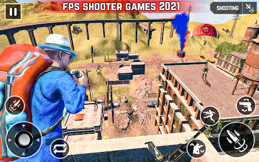 Modern Commando Secret Mission - FPS Shooting Game screenshots 19