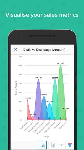 Zoho CRM - Sales & Marketing 3.5.8.1 screenshots 2