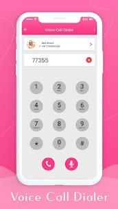 Voice Call Dialer : Voice Phone Dialer 1.9 Mod + APK (Data) Latest 2