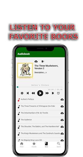 Audiotales - Free audiobooks. Librivox. apktram screenshots 5