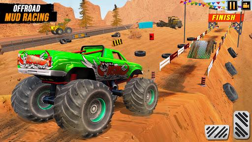 Real Monster Truck Demolition Derby Crash Stunts  Screenshots 23