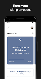 Fleet by Postmates Screenshot