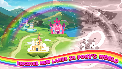 Pony Go : Drawing Race - Rainbow Paint Lines 1.1.5 screenshots 5