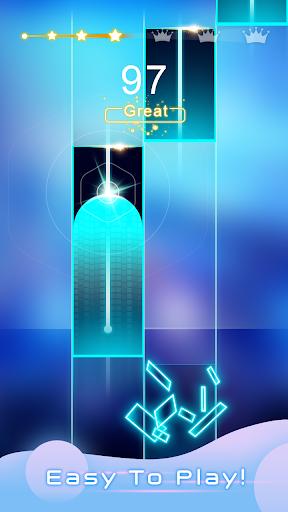 Piano Pop Tiles - Classic EDM Piano Games  screenshots 2
