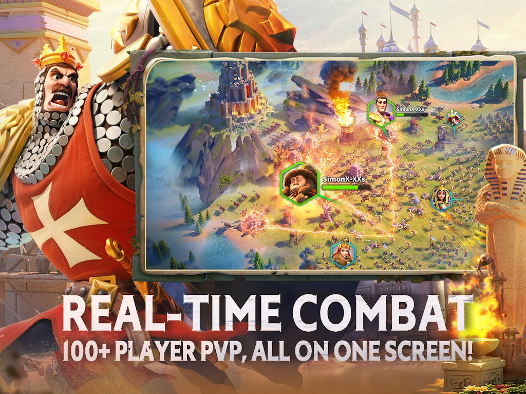 Rise of Kingdoms: Lost Crusade poster 21