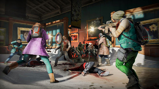 Image For Survival Zombie Games 3D : Gun Shooting Games FPS Versi 2.3 18