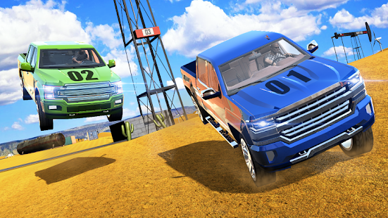 Offroad Pickup Truck Simulator 1.10 Screenshots 5