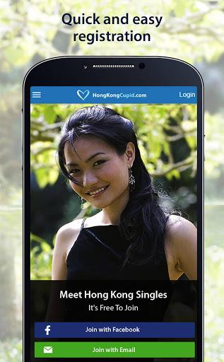 HongKongCupid - Hong Kong Dating App  screenshots 1