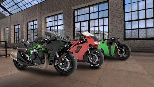 MotorBike: Traffic & Drag Racing MOD APK I Yarış Oyunu 2021 2