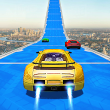 Ramp Car Gear Racing 3D: New Car Game 2021 icon