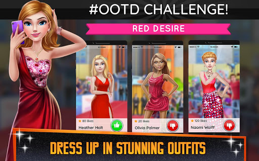 Super Stylist - Dress Up & Style Fashion Guru 1.8.06 screenshots 14