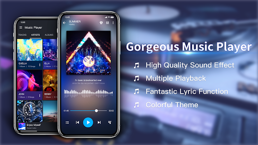 Music Player - Colorful Themes & Equalizer screenshots 8