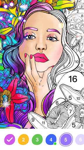 No.Paint - Relaxing Coloring games 2.2.3 screenshots 1