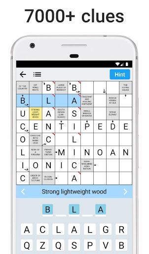 Crossword Puzzles apklade screenshots 2