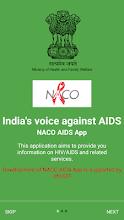 NACO AIDS APP screenshot thumbnail