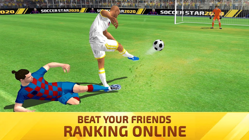 Soccer Star 2021 Top Leagues: Play the SOCCER game  poster 1