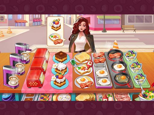 Breakfast Story: chef restaurant cooking games apkslow screenshots 19