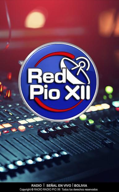RADIO PIO XII screenshot 1