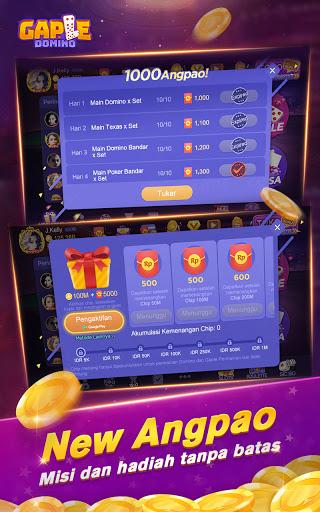 Gaple-Domino Poker QiuQiu Capsa Ceme Slot Online 2.16.0.0 screenshots 2