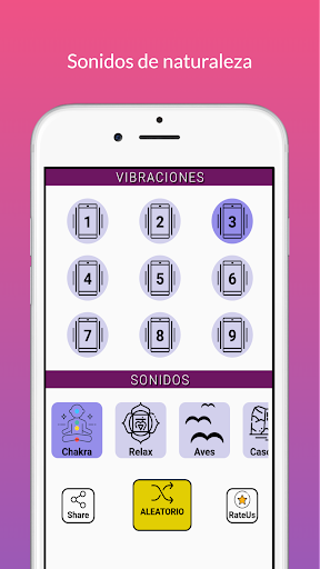 Strong Vibrator with Relaxing Sounds  Screenshots 4