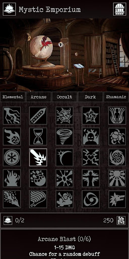 Grim Quest - Old School RPG 0.18.15 screenshots 2