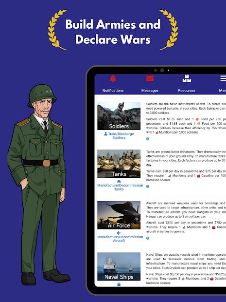 Politics and War
