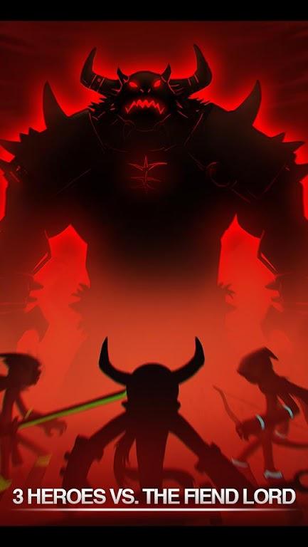 League of Stickman Free- Shadow legends(Dreamsky) poster 1