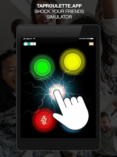 Tap Roulette Pro Shock My Friends Simulator: V! ++  screenshots 13