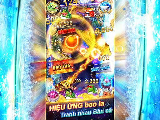 Bu1eafn Cu00e1+: Ru00f9a Xanh - Ban Ca online, Ban Ca nu1ed5 hu0169! apkdebit screenshots 14