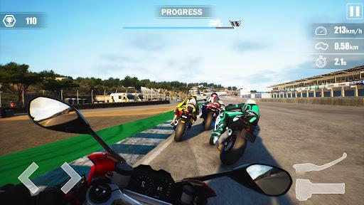 Street Moto: Speed Race screenshots 10