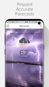 Weather Forecast, Radar & Widget – Morecast 2