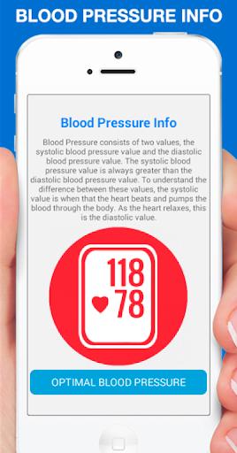 Blood Pressure Info  Screenshots 1