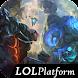 Platform for League of Legends - lol guide book
