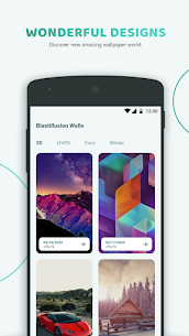 Blast Stock Wallpapers and HD Backgrounds Apk app for Android 3