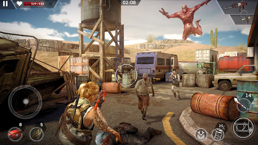 Left to Survive: Dead Zombie Shooter & Apocalypse  screenshots 2