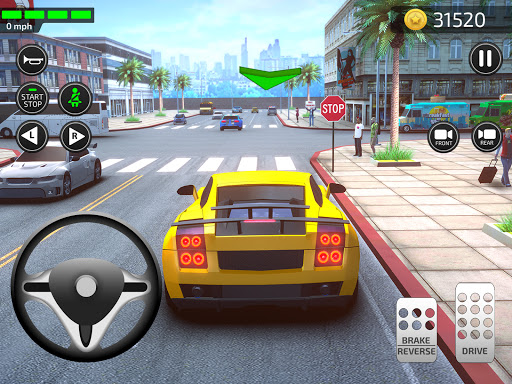 Driving Academy - Car School Driver Simulator 2020 2.8 screenshots 12