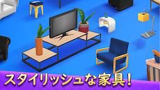 Decor Dream: ホームデザインゲーム&マッチ3のおすすめ画像5