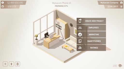 smartphone tycoon screenshot 3